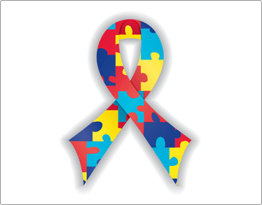 Tampa Family Law Attorneys - Autism Ribbon