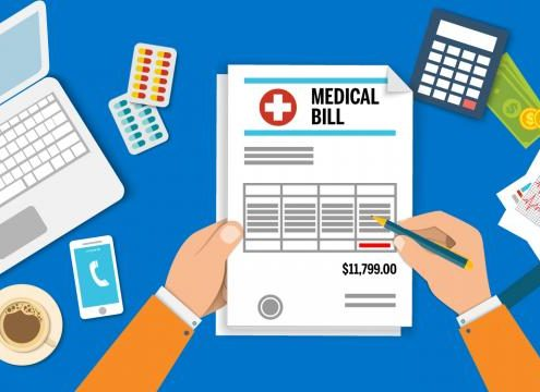 Medical Bills From Coronavirus