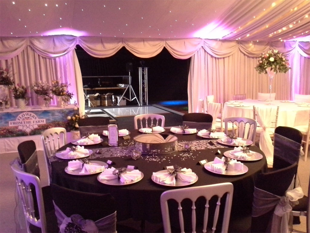 table and chair hire office replacement base florida marquees driffield york
