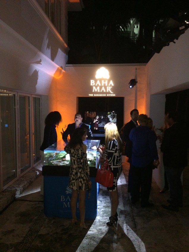 The Baha Mar Resort Sales Gallery