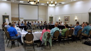 Project Team Roundtable Discussion