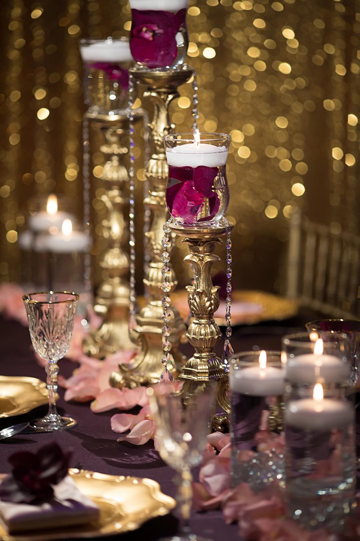 indian-wedding-decorator-046 Purple Orchids - Reception Indian Wedding Decor