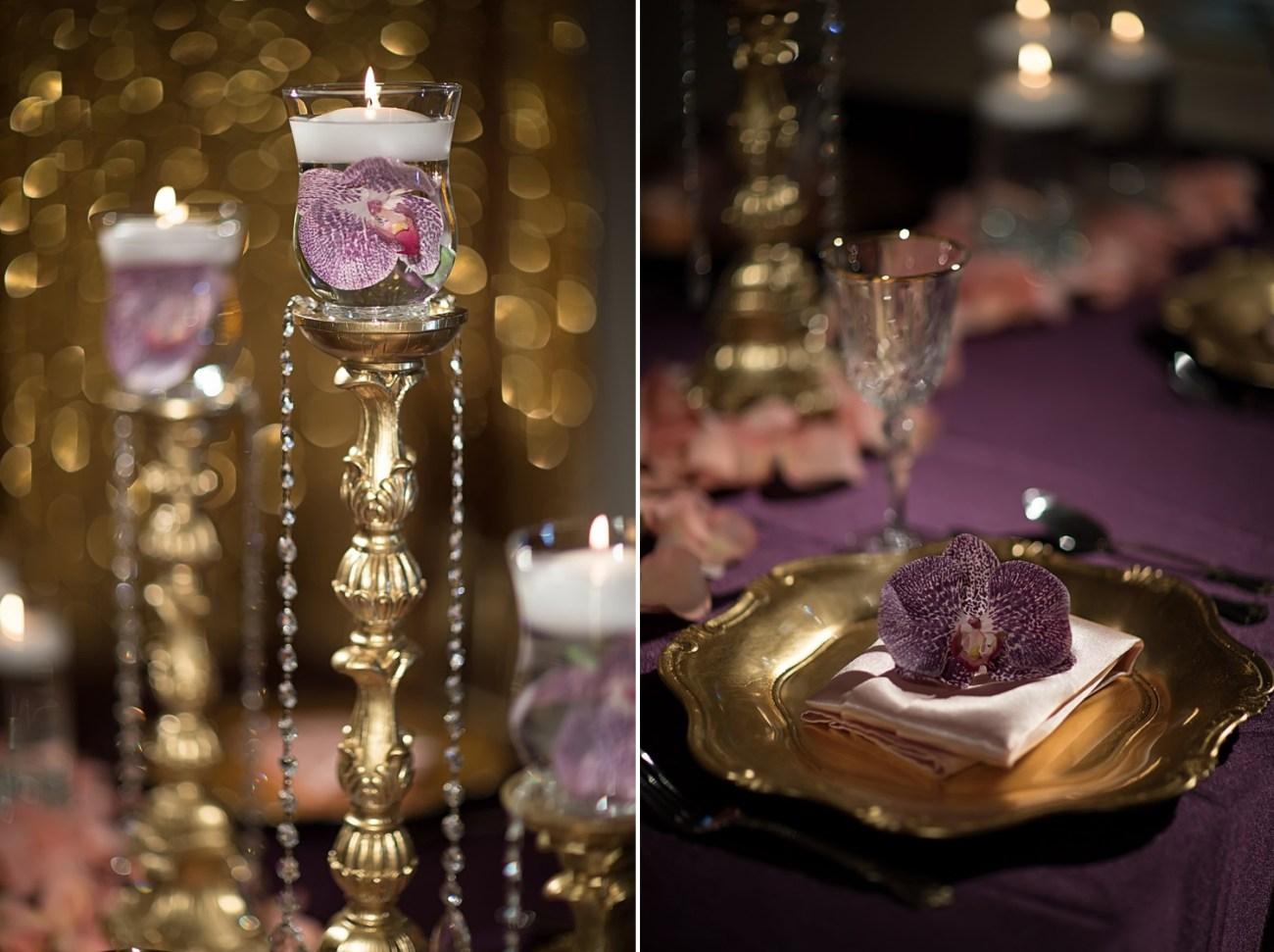 indian-wedding-reception-decor-1-3 Purple Orchids - Reception Indian Wedding Decor