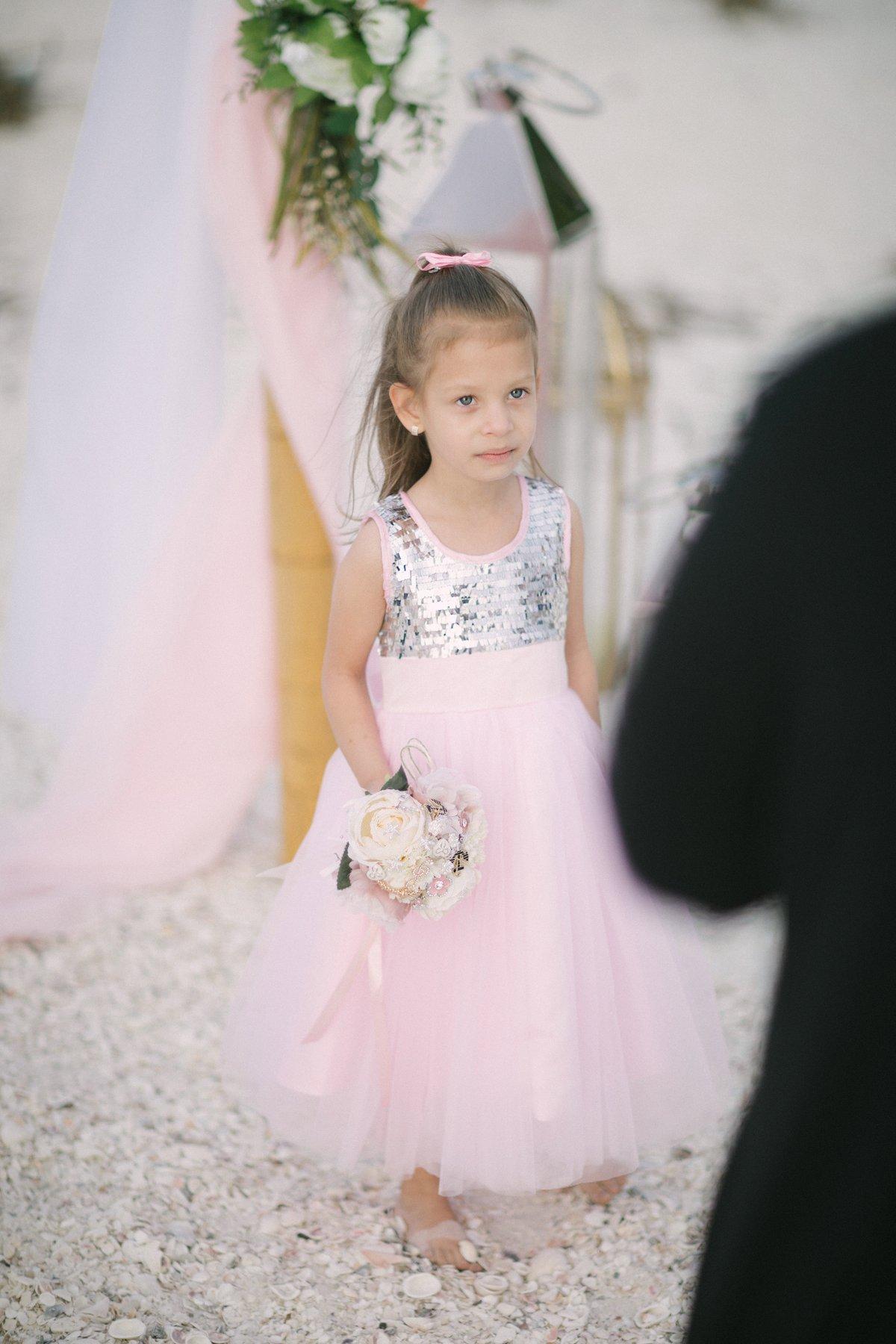 ft-myers-miami-fort-lauderdale-florida-beach-wedding-decoration-4 Artistic Pink Beach Wedding Decoration