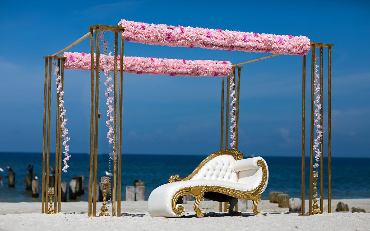 reasonably priced Indian wedding decoration miami