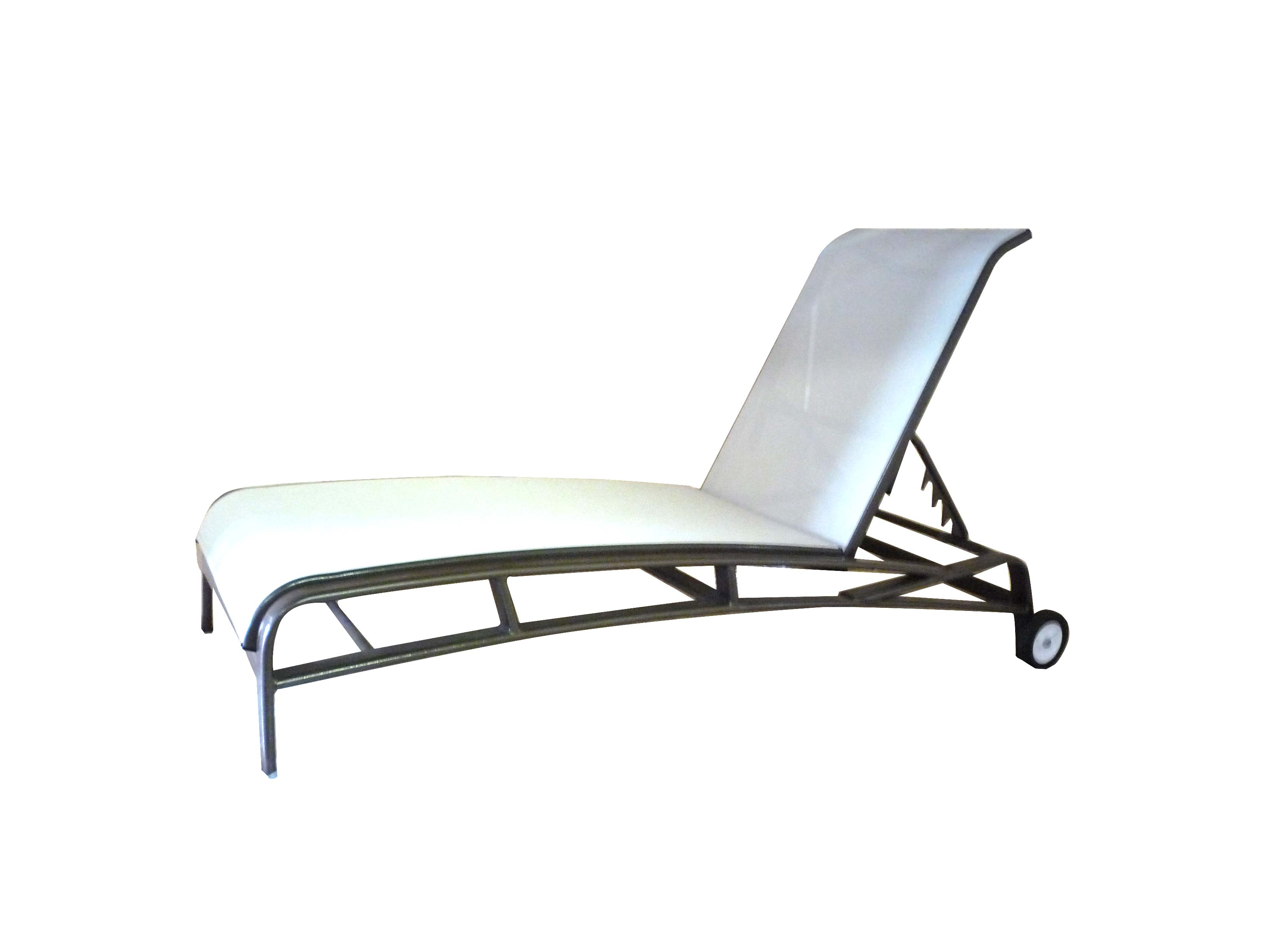 Sling Chaise Lounge Chair E 150 Outdoor Sling Chaise Lounge