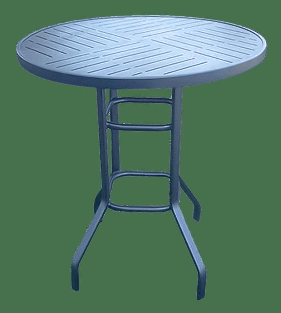 https floridapatio net product rb 36punch aluminum bar height table