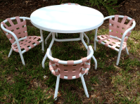 Outdoor Patio Furniture for Kids