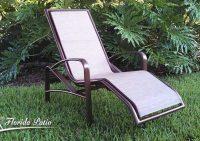 Ergonomic Outdoor Lounge Chair  E-175 | Florida Patio ...