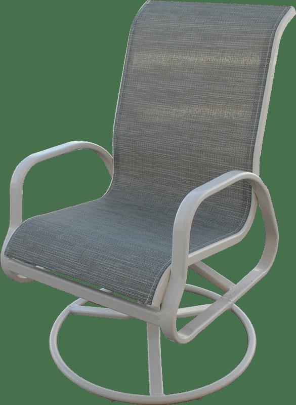 sling swivel rocker chair i 350