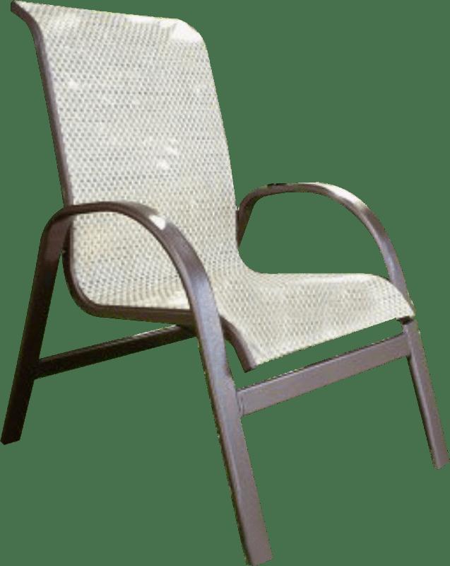 sling patio chair e 49