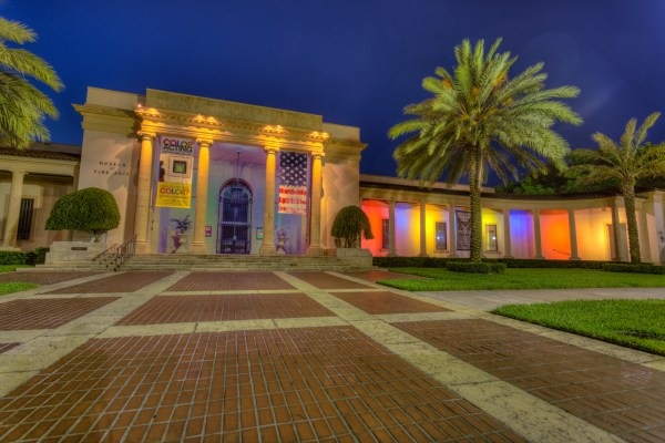 Museum of Fine Arts St. Petersburg Florida