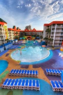 Nickelodeon Hotel Orlando Matthew Paulson
