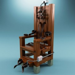 Florida Electric Chair Step 2 Death Row Inmate Demanding The