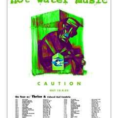 Hot Water Music Plicated Kenwood Kdc 210u Wiring Diagram Florida Punk Indie And Hardcore Archive