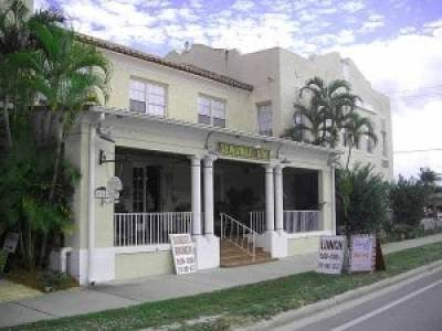 Historic Florida Seminole Inn in Indiantown