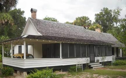 Cross Creek, home of Marjorie Kinnan Rawlings