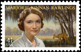 Marjorie Kinnan Rawlings stamp