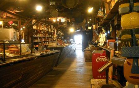 Historic Smallwood Store at Chokoloskee Island