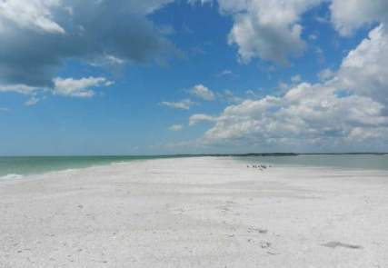 The big view at Tigertail Beach on Marco Island