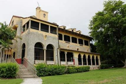 Deering Estate Stone House, Miami