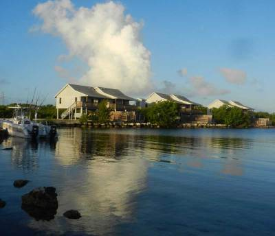 The cabins at Bahia Honda State Park: Nice but hard to get.