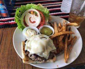 hamburger plate desert inn yeehaw junction