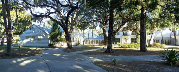 Ribauld Club at Fort George Island State Park