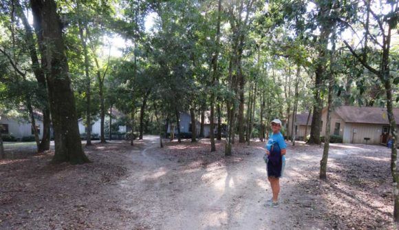 Cabins at Rainbow Rivers Club in Dunnellon are similar in style and price to the best in the state park system. (Photo: David Blasco)
