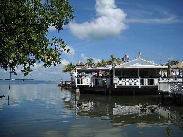Florida Keys tiki bars: Lorelei, Islamorada