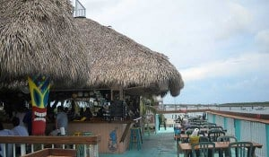 Florida Keys tiki bars: The Chiki Tiki at Burdines Marina