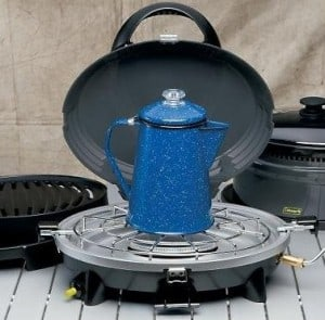 Coleman All-In-One Cooking System