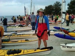 Sharkchow prepares for start of Everglades Challenge at Fort Desoto