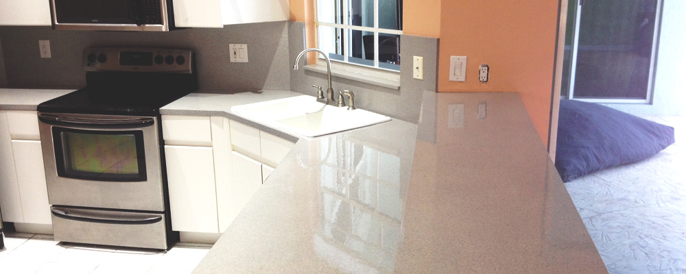 we possess the tools necessary to fix any that your counter may contain and provide a blemishfree surface for refinishing