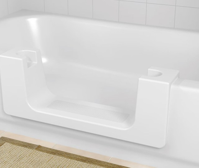 Safeway Step Bathtub Conversion