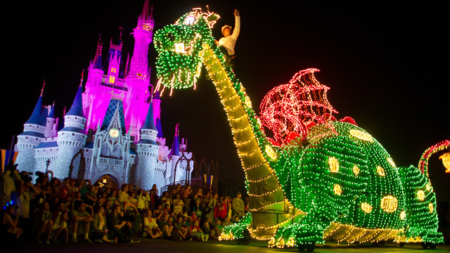 Electrical Light Parade