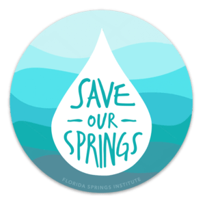 Save Our Springs Sticker
