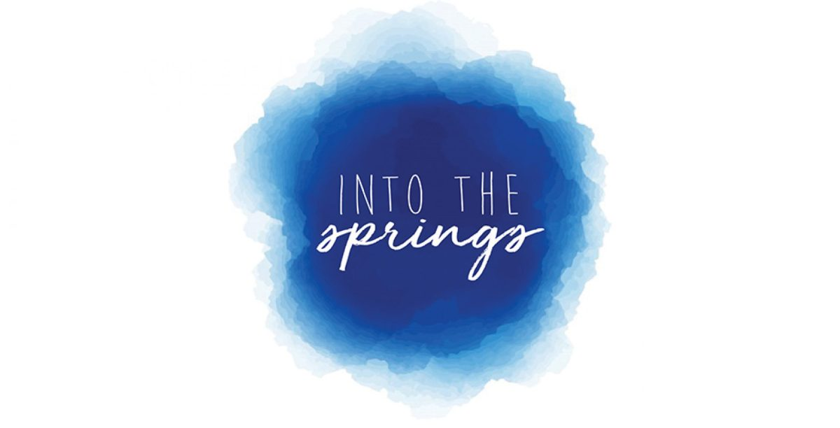 Into The Springs Image Card