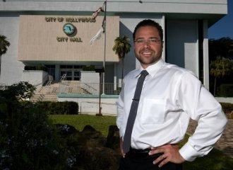 Mayor Josh Levy