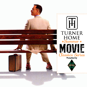 Turner Home Summer Movie Classics Series | Forrest Gump 25th Anniversary presented by Coppola Family Wines