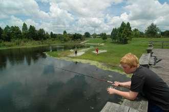 Teneroc bass fishing