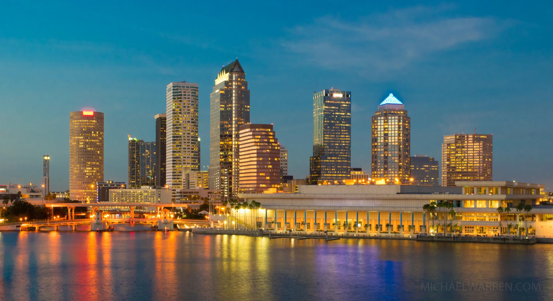 Florida's Best City Skylines