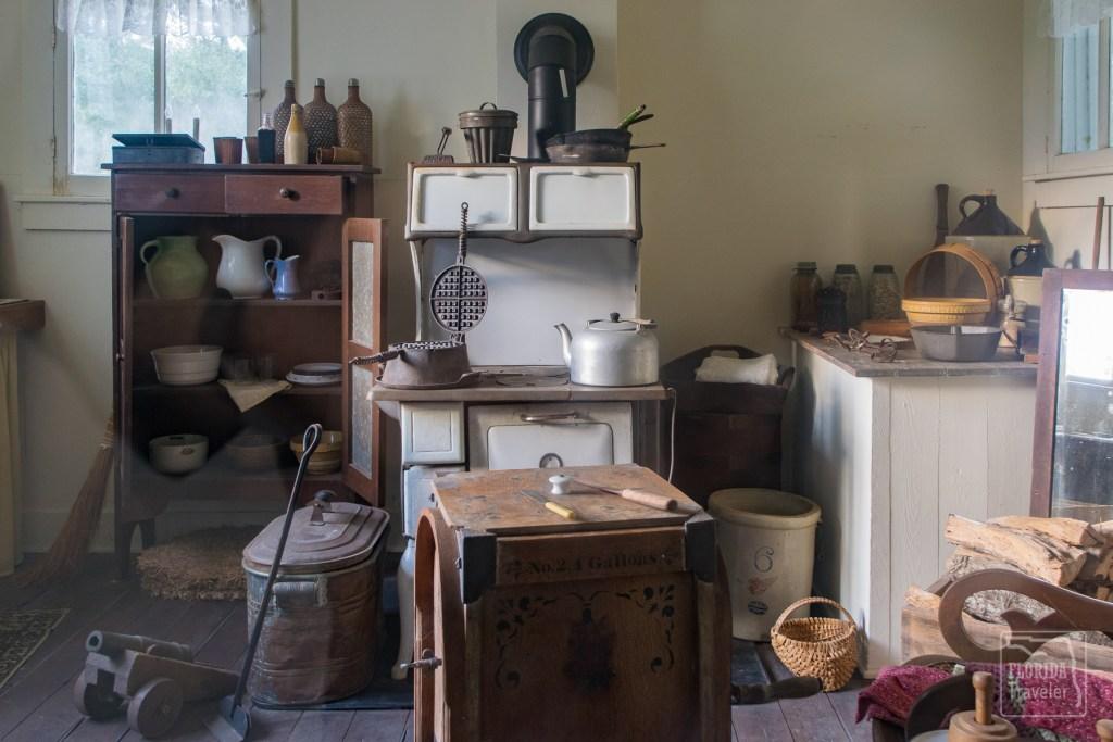Thursby House Kitchen