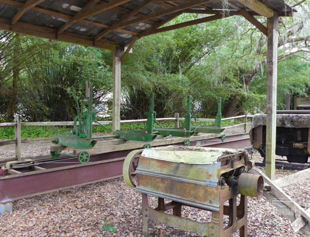 Sawmill at Walter Jones Park
