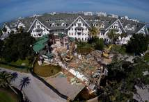 Belleview Biltmore Hotel Demolition