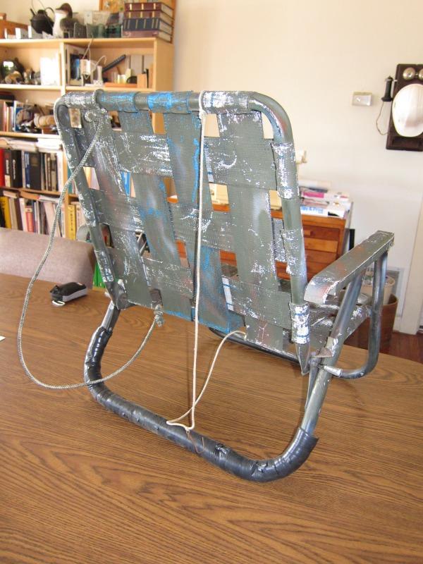 turkey hunting chair  Florida Turkey
