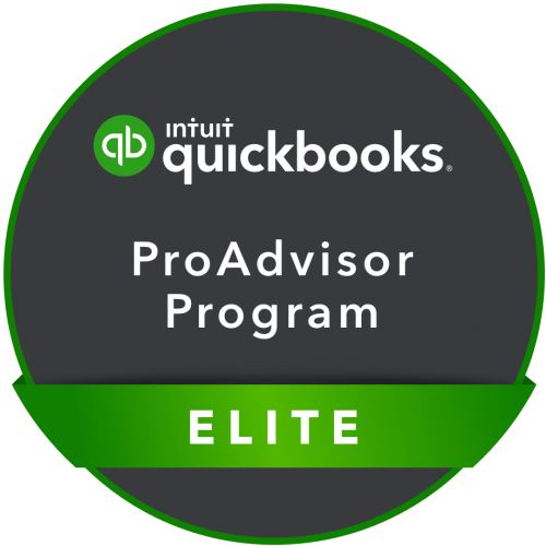 QuickBooks ProAdvisor Program Elite member