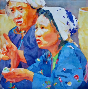 Becker, Marnie - Thai Women