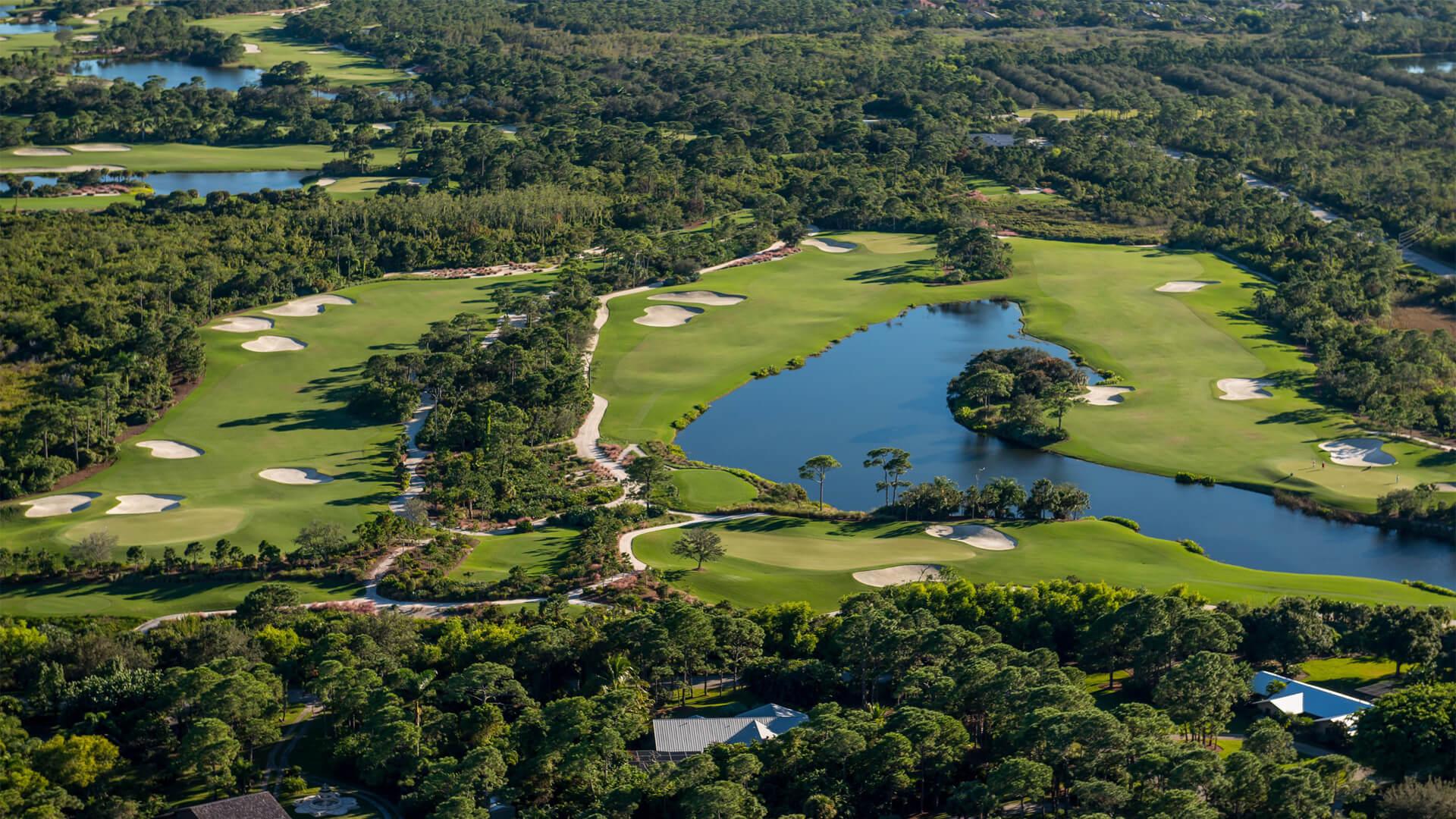 The Floridian Course  Floridian National Golf Club