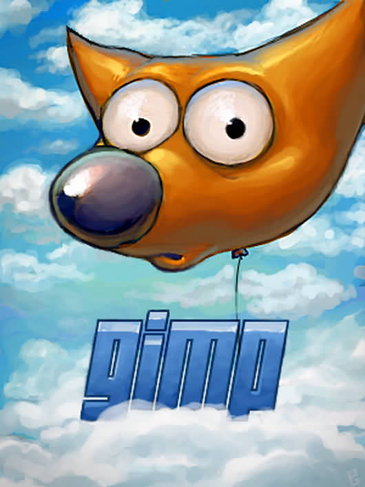GIMP (GNU Image Manipulation Program)